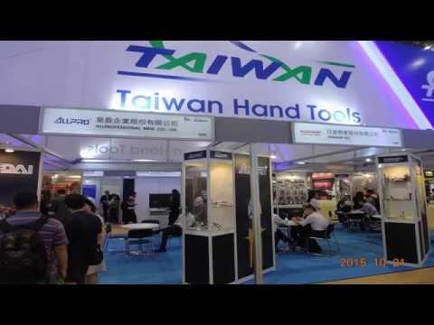 [標竿專業媒體]BENCHMARK MEDIA INT'L CORP.-China Int'l Hardware Show 中國國際五金展(2015.10/21-10/23)
