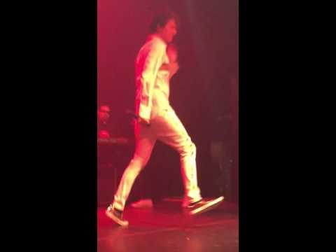Beat - Ricky Dillon live in NYC 2/28/16 AliveGold Tour
