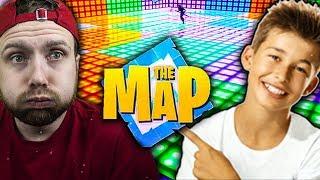 IL NOUS A CRÉE UN ESCAPE GAME INSANE A SEULEMENT 13 ANS !! The Map #5