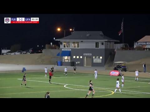 2017 National League - Day 2 - 17U Girls - 4pm - Fullerton Rangers vs. UFA 01