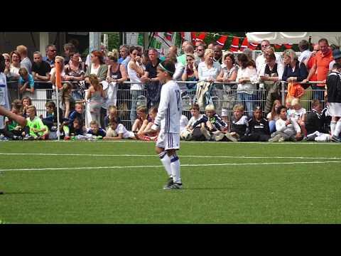 Rayane Bounida 2017 Finale U11 Oldenzaal RCS Anderlecht - Feyenoord  1-0 Jeremy Eilander