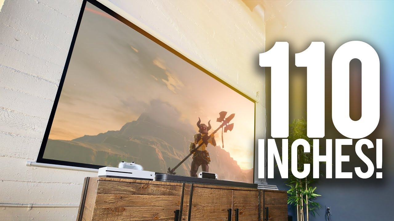 Best Gaming Projector 2019 - Ultimate Buyer's Guide (UPDATED)