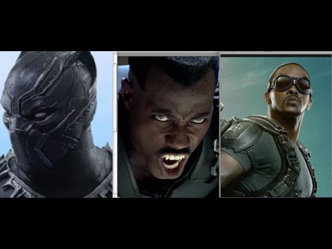 Need More Black Superheroes?!