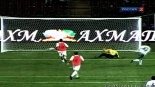 World team vs КАВКАЗ Caucasus KAVKAZ MAY 11 2011 highlights and goals 2-5 russian language.