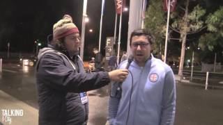 Fan Reactions | Melbourne City 2 Perth Glory 3