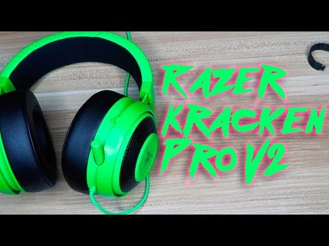 d64ead006b9 Razer Kraken Pro Headset V2 (The headset used by Pewdiepie!) - YouTube