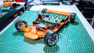 RC Car Build pt.4 - 3D Printed Prototype