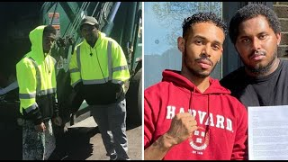 From Bad Grades & Sanitation Worker To Harvard Law Student