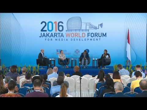 Jakarta World Forum 2016 Day 2