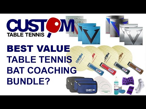 Custom Table Tennis Xiom Clubroom Coaching Mega Bundle Review