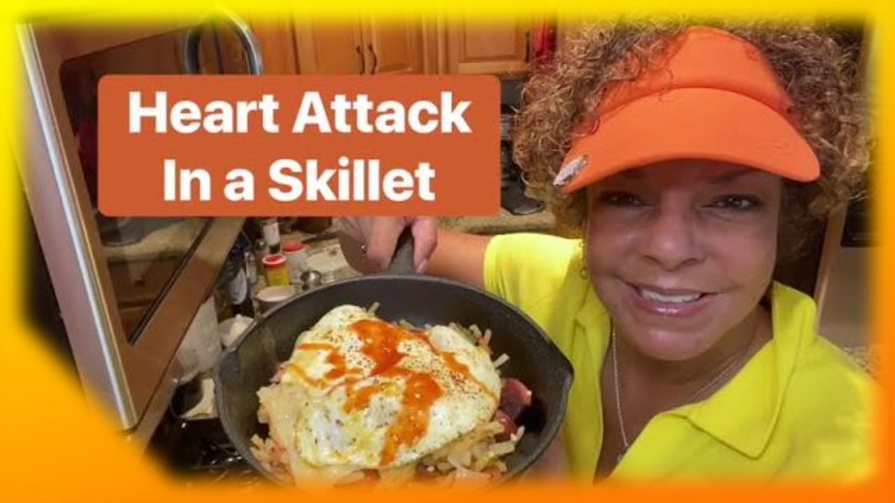 Hash Brown (Heart Attack) Potatoes Recipe on WeGottaEat