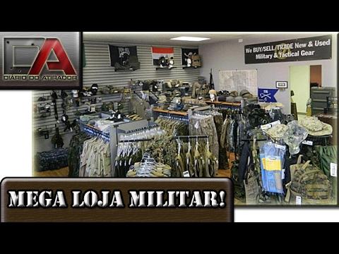 Sabe o que é uma Military Surplus    - YouTube 55f4afef5ed