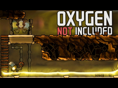 Oxygen Not Included!  Ep. 4 - Poluted Water Purification! -
