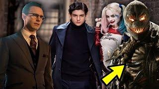 Gotham Season 4 Starts With Scarecrow Origin/3x15 Promo Photos! - Gotham Season 3