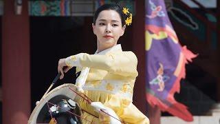 [배우 이하늬 Lee Ha Nee] 역적 22회 녹수의 장구춤 비하인드