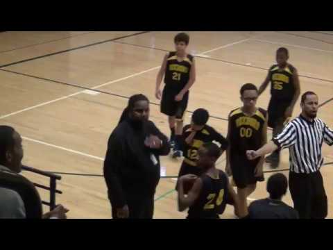 Roxboro Middle School vs Heskett Middle School