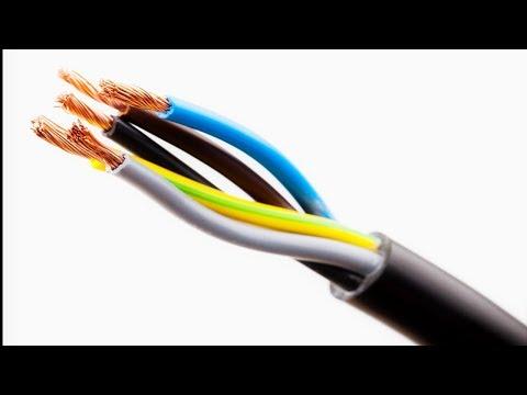 Как определить сечение жилы провода?