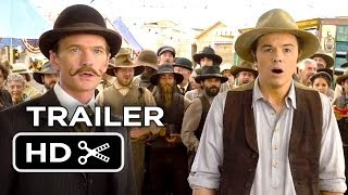 Download A Million Ways To Die In The West Official Trailer #1 (2014) - Seth MacFarlane Movie HD