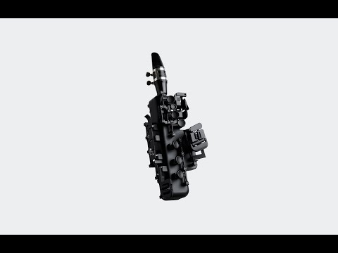 Travel Sax - The smallest and lightest electronic saxophone in the world