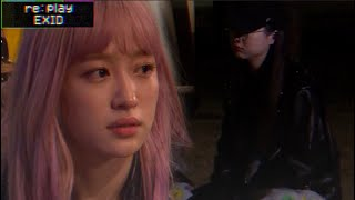 Re:play EXID- Ep. 1 Why did EXID break down in tears? ENG SUB • dingo kdrama