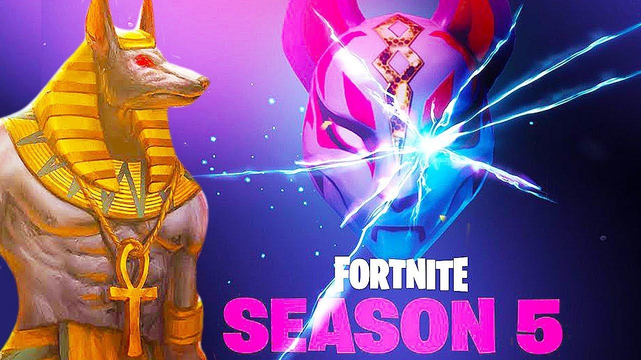 Fortnite Season 5 Official Teaser Chaos Youtube