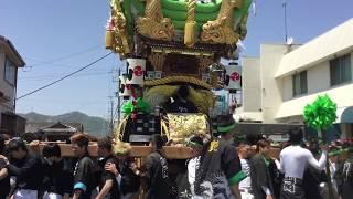 播州国恩祭2016 平之荘神社 山角1