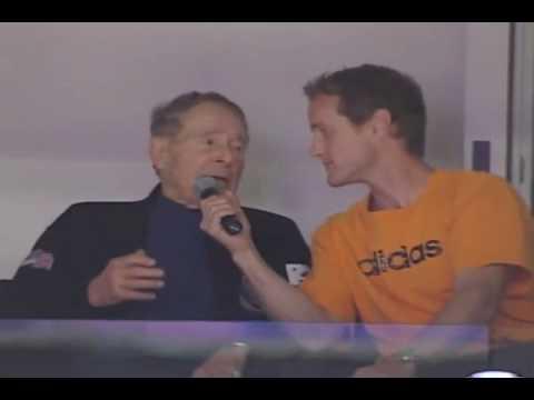 Jack Lalanne Interview Host John Macready