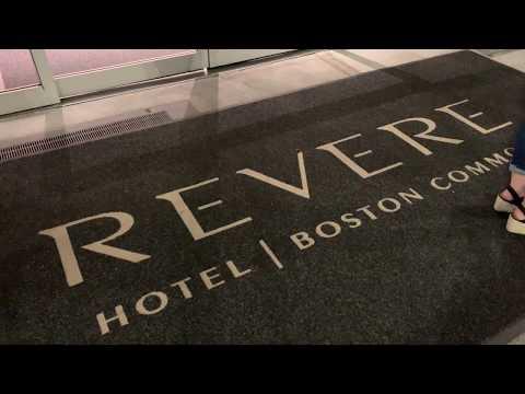 Revere Hotel Review, Boston