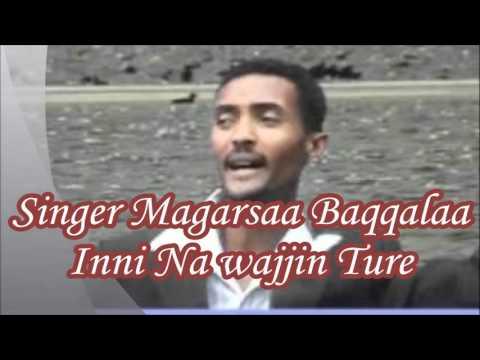 Oromo Gospel Song/ Magarsaa Baqqalaa/ Inni na wajjin ture