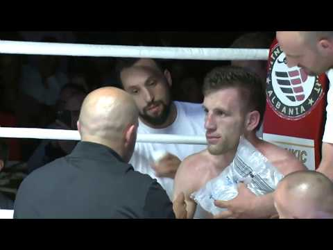 Ferit Keta vs Gumuljo Rochel - ISKA European Title Fight K1 - Keta´s Fight Club 1th Jul 2017