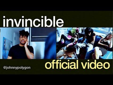 Johnny Polygon - Invincible | Video [NSFW]