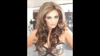 British Iraqi model Reem Al Nawassri -  Kuwaiti model  Ahmad Al-Zabedy