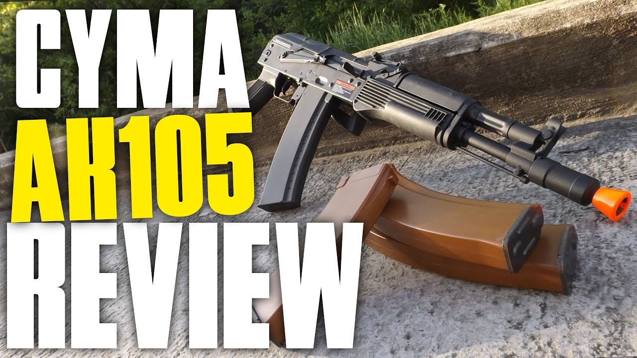 CYMA AK REVIEW - CM040B Unboxing and Review