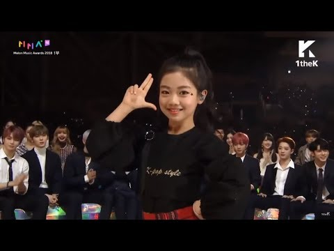[MMA 2018] Na Haeun Dances In MMA 2018 !!! + Reaction Of BTS, Blackpink, Momoland, Ect..!
