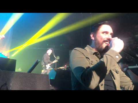 Breaking Benjamin Live-Cedar Rapids,IA (February 15, 2020) US Cellular Center [4K Quality]