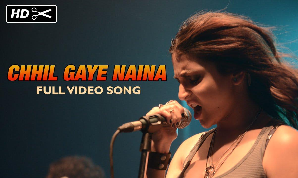 chhil gaye naina uncut video song nh anushka sharma neil bhoopalam youtube