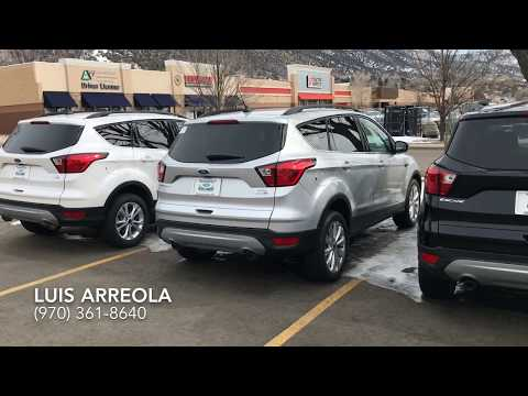 2019 Escape For Laura at Glenwood Springs Ford
