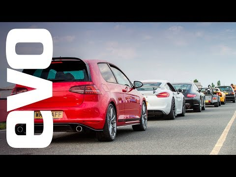 evo track evenings in association with GT Radial