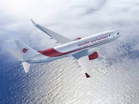 voyage algerie avion