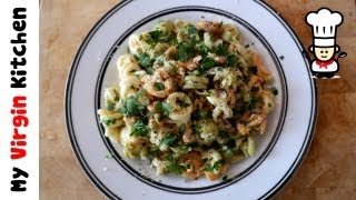 One Pot Salmon & Asparagus Pasta Recipe Myvirginkitchen