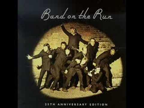 Paul McCartney - Band on the Run with lyrics