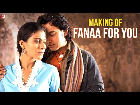 Fanaa For You Song  Fanaa  Aamir Khan  Kajol  Shaan  Kailash Kher