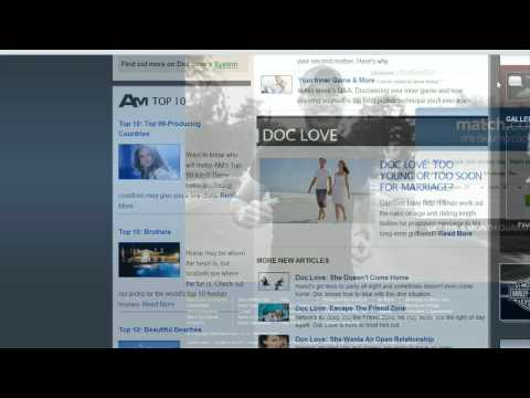match.com Review: Features of Christian Online Dating Site from YouTube · Duration:  2 minutes 11 seconds