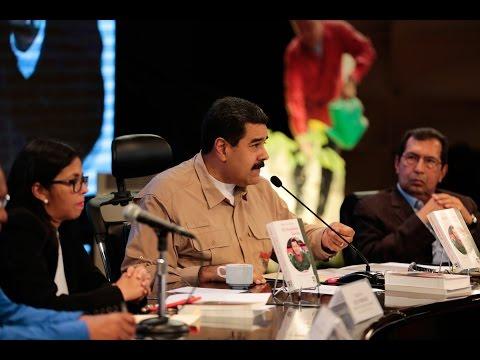 Maduro: Debe levantarse un movimiento contra lo dicho por Kuczynski sobre Latinoamérica