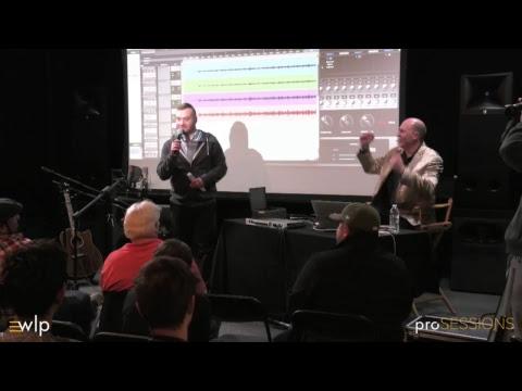 proSESSIONS with Brian Vibberts + Nikhil Korula | Antelope Audio at Westlake Pro