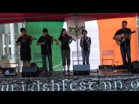 Center for Irish Music Student Ensemble at Rochester Irish Fest