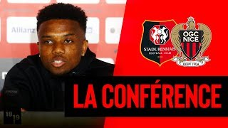 La conf' avant Rennes-Nice