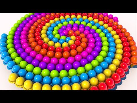 Thumbnail: Learn Colors with 3D Ice Cream Spiral for Kids and Children