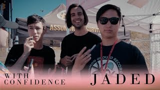 Смотреть клип With Confidence - Jaded