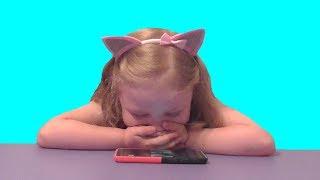 Челлендж Попробуй не засмеяться. Challenge try not to laugh. Видео для детей. Video for kids.